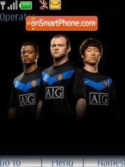 Manchester United 2014 es el tema de pantalla