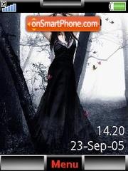 Black Velvet theme screenshot