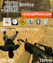 CS 03 theme screenshot