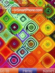 Nokia Snakes theme screenshot
