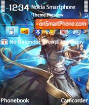 Bleach Ichigo 02 es el tema de pantalla
