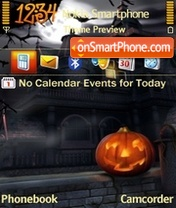 Halloween 2 02 theme screenshot