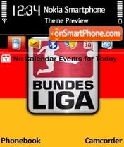 Bundes Liga es el tema de pantalla
