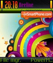 Multi Abstract theme screenshot