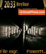 Harry Potter 09 theme screenshot