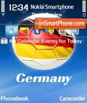 Germany 02 theme screenshot