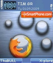 Firefox 10 Theme-Screenshot