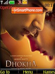Dhokha Theme-Screenshot