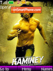 Kaminey theme screenshot