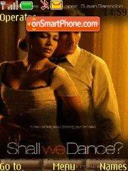 Shall we dance theme screenshot