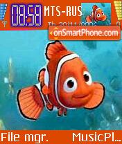 Nemo theme screenshot