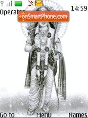 Shri Ram theme screenshot