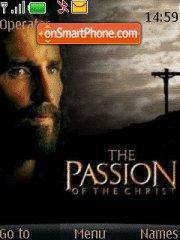 Passion Of Christ theme screenshot