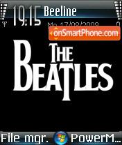 The Beatles 01 es el tema de pantalla
