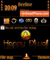 Скриншот темы For Diwali