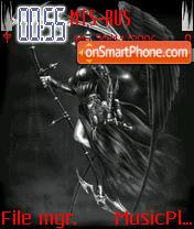 Angel Of Death theme screenshot