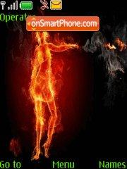 Fire Body es el tema de pantalla