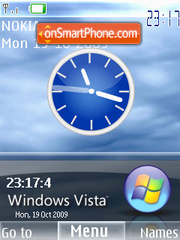 Vista Dual Theme-Screenshot