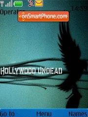 Hollywood undead es el tema de pantalla