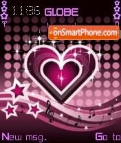 Music Lover 01 es el tema de pantalla