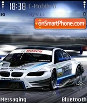 Bmw Gt2 theme screenshot