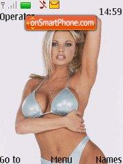 Briana Banks tema screenshot