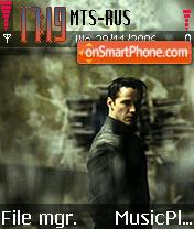 Reload Matrix es el tema de pantalla