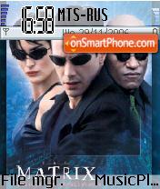 The Ultimate Matrix theme screenshot