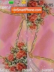 Pink Roses es el tema de pantalla