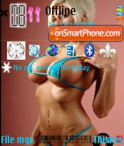 Hot Babe 16 es el tema de pantalla