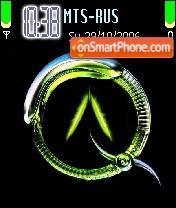 Alien Movie theme screenshot