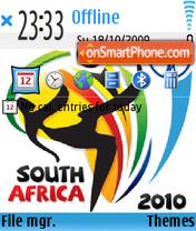 World Cup 2009 es el tema de pantalla