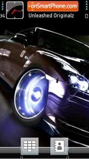 Nissan Racer 01 Theme-Screenshot