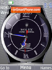 Swf rolex2 theme screenshot