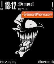 Crazy 02 theme screenshot