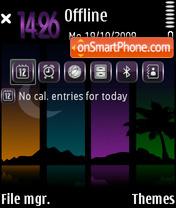 Atmosphere theme screenshot