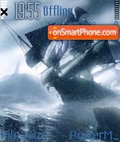 Fantasy Sailing es el tema de pantalla