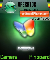 Msn 05 theme screenshot