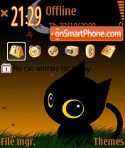 Скриншот темы Halloween 08