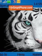 Tiger theme screenshot