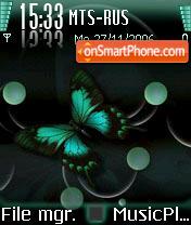 Butterfly 2b es el tema de pantalla