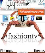 Fashion TV es el tema de pantalla