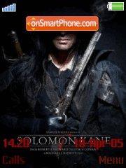 Solomon Kane es el tema de pantalla
