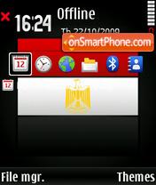 Egypt 03 theme screenshot