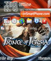 Prince Of Persia 07 theme screenshot
