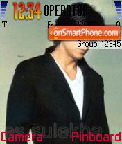 Скриншот темы My name is khan