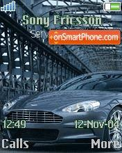 Aston Martin es el tema de pantalla
