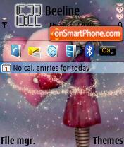 Love 2 theme screenshot