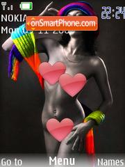 Sexywoman theme screenshot