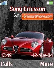 Alfa Competizione es el tema de pantalla